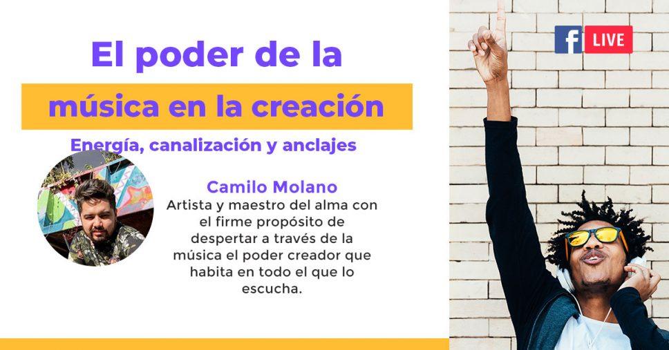 Camilo Molano Coach poder creacion musica